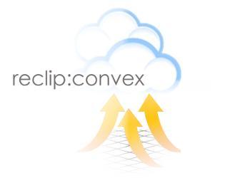 reclip:convex Logo